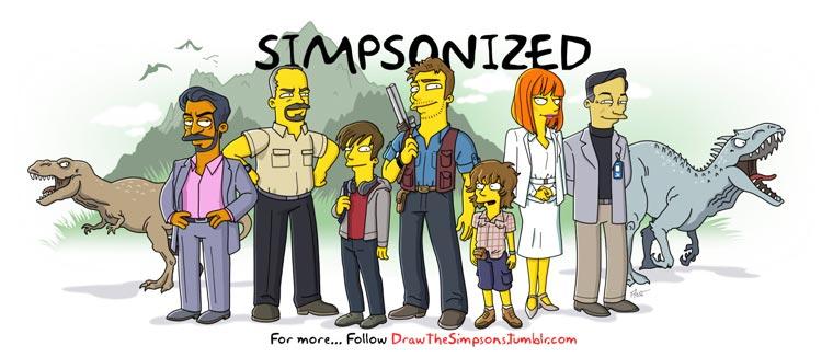 Simpsonized Pop Culture By ADN 18, Fatos Desconhecidos