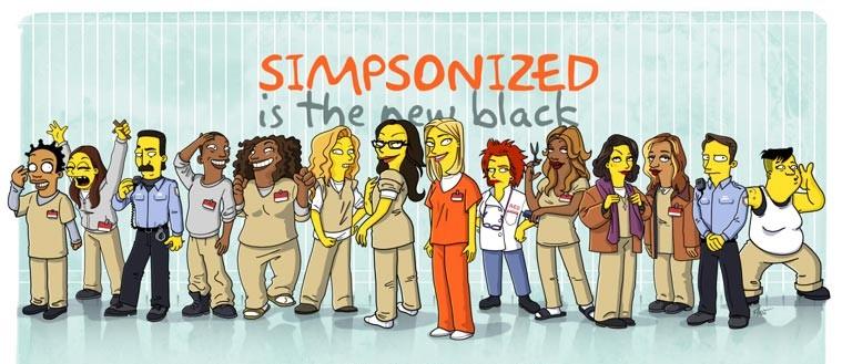 Simpsonized Pop Culture By ADN 20, Fatos Desconhecidos