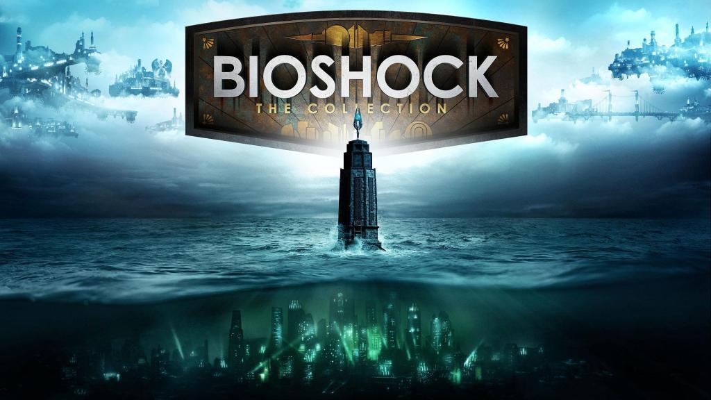 Bioshock Collection Hero 1024x576, Fatos Desconhecidos