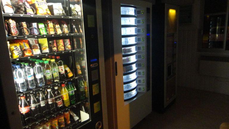 É assim que funcionam as máquinas de vendas automáticas