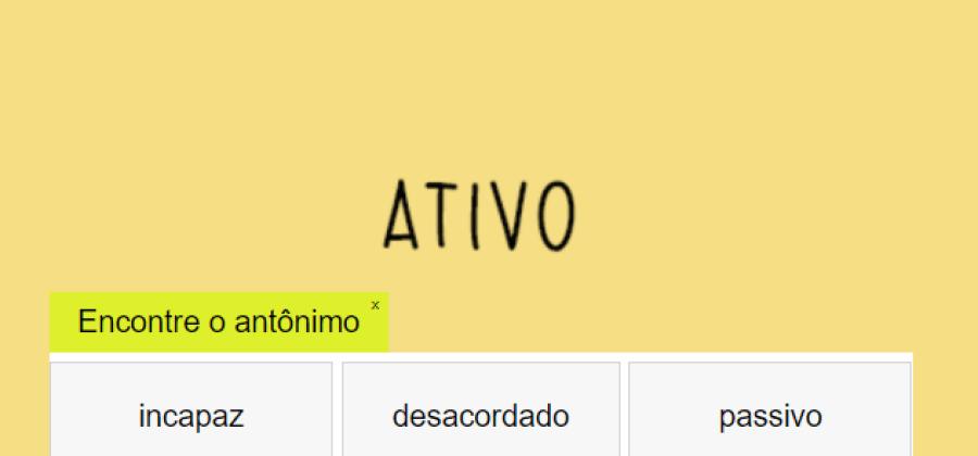 teste o quanto você é bom em português quiz