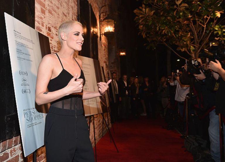 Kristen Stewart revela o motivo de ter raspado o cabelo