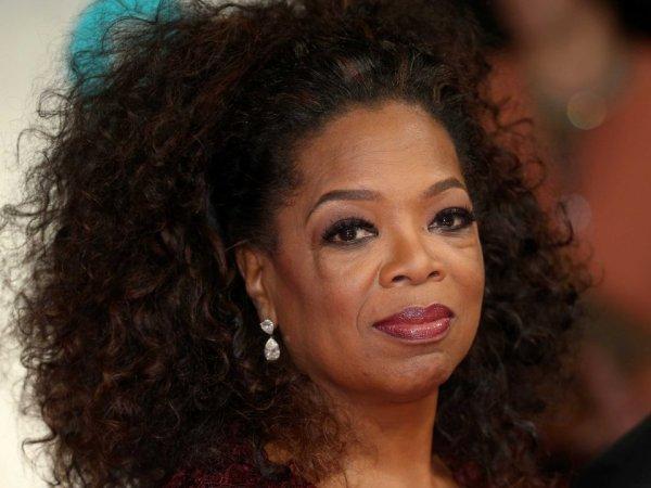 Oprah 45 600x450, Fatos Desconhecidos
