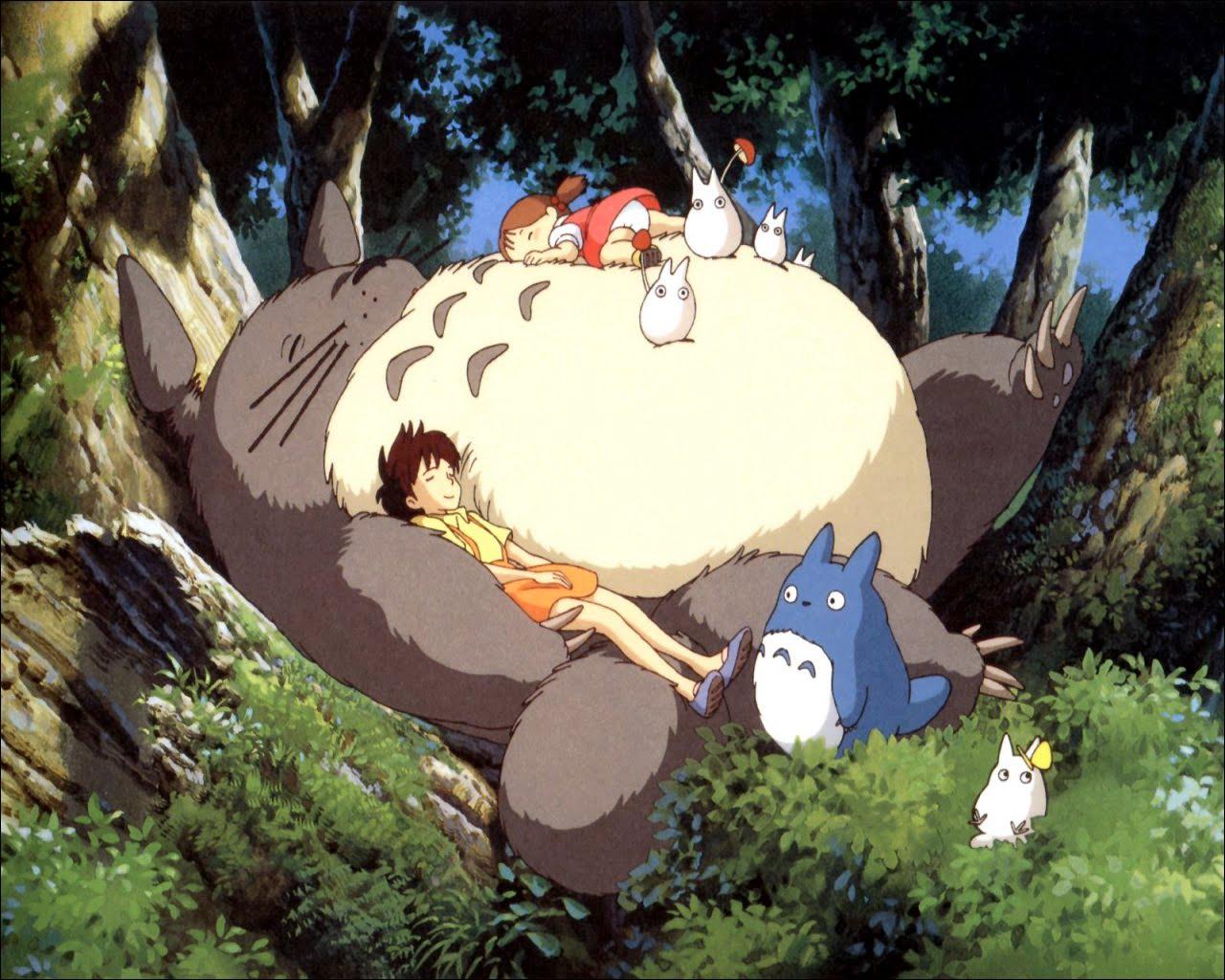 7 criaturas mais fofas de grandes filmes japoneses