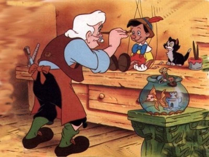Geppetto, Fatos Desconhecidos
