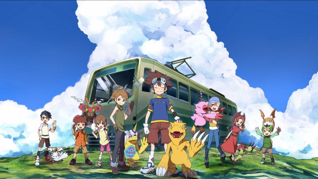 Digimon Welcome Digi World Desktop Background 1024x576, Fatos Desconhecidos