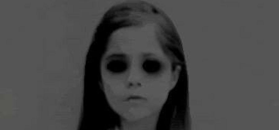 Quem são as crianças de olhos negros   Lenda Urbana  3380e4563c