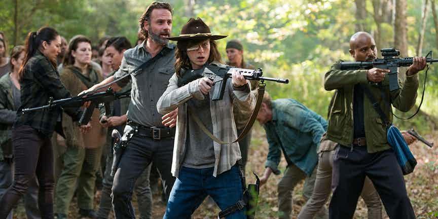 The Walking Dead Oceanside Raid, Fatos Desconhecidos
