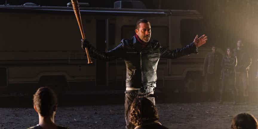 Walking Dead Tv Negan, Fatos Desconhecidos
