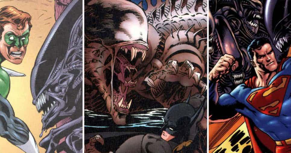5 vezes em que aliens invadiram os quadrinhos de heróis famosos