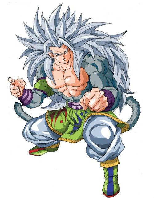 Goku Super Saiyan 5 Dbaf, Fatos Desconhecidos