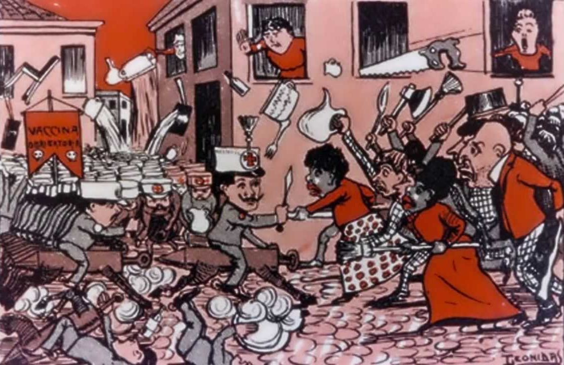 As 8 revoltas mais bizarras de todos os tempos