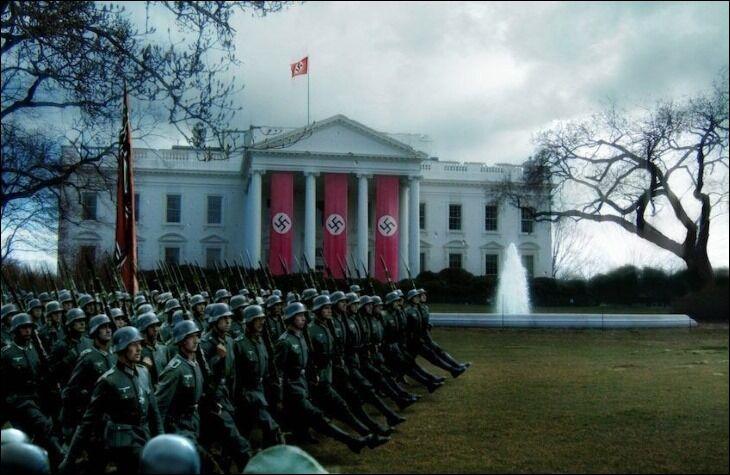 Como seria o mundo se os nazistas tivessem vencido a 2ª Guerra Mundial?