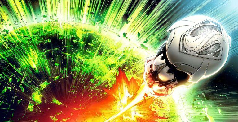 Quem era o Lanterna Verde responsável por proteger Krypton?