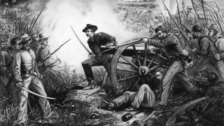 Chickamauga Battlefield 1498667872, Fatos Desconhecidos