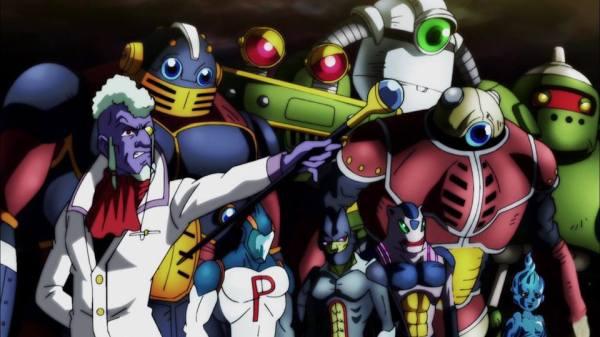Dragon Ball Super Conheça os participantes do Torneio do