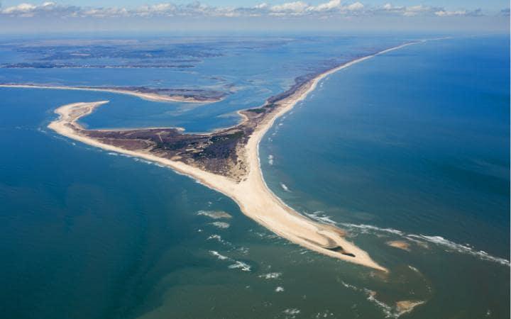 Essa é uma ilha que apareceu 'do nada' e se tornou ponto turístico, pode desaparecer do mesmo jeito
