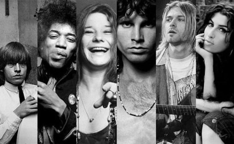 Como seriam nossos ídolos do rock se estivessem vivos em 2017?