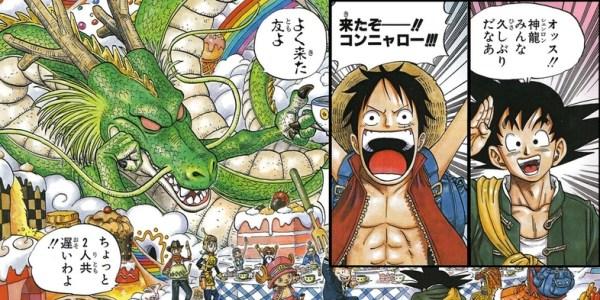 Cross Epoch One Piece Dragon Ball 600x300, Fatos Desconhecidos