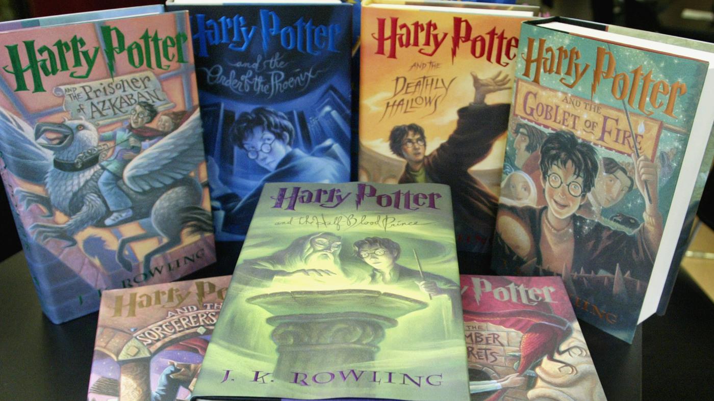 De qual país são essas capas dos livros de Harry Potter? [Quiz]