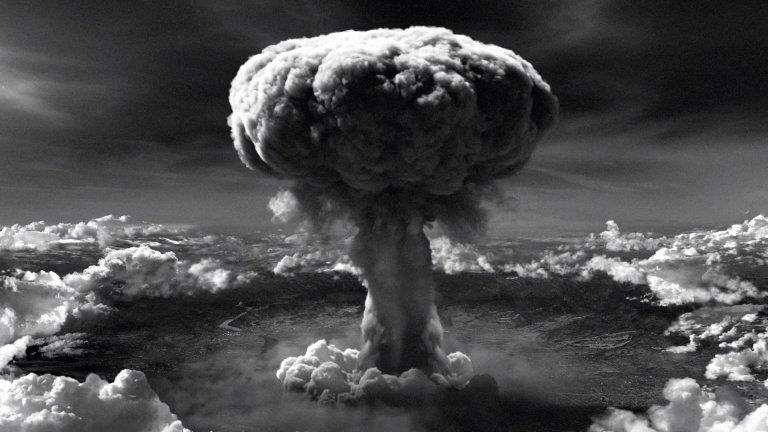 Este mapa mostra o impacto que você sofreria no caso do lançamento de uma bomba atômica