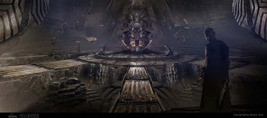 HELLRAISER 01, Fatos Desconhecidos