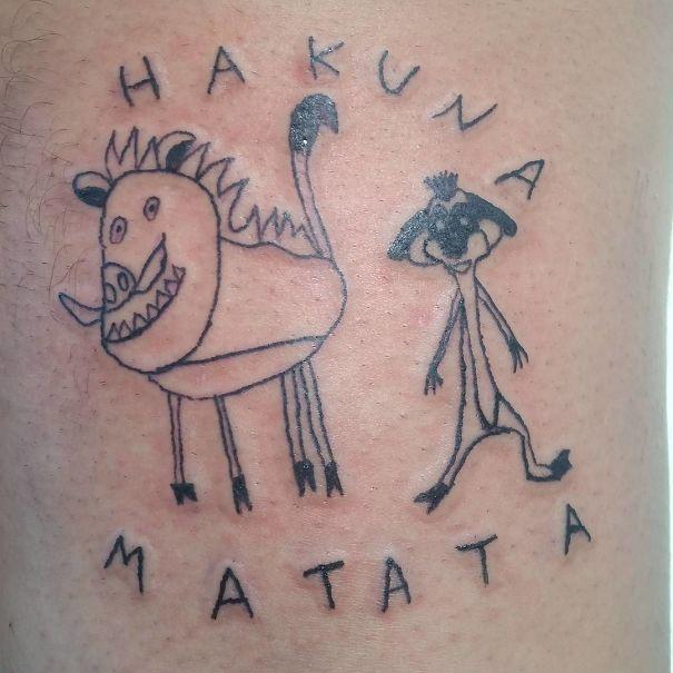 Artist Specializes Ugly Tattoo Helena Fernandes Brazilia 25 59880d4daa289  605, Fatos Desconhecidos