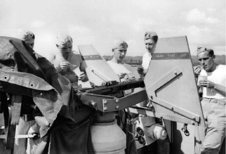 Como o sorvete ajudou os Estados Unidos durante as guerras