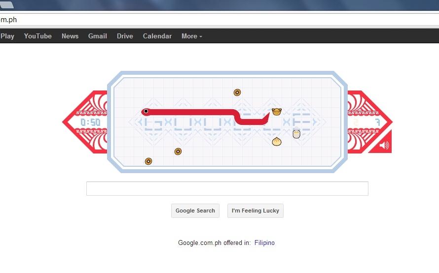 Googledoodlesnake, Fatos Desconhecidos