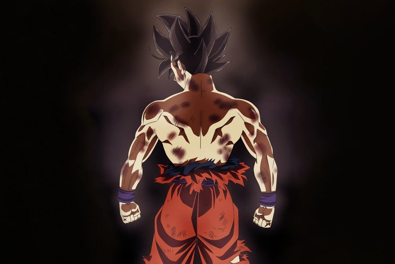 Dbz Iphone X Live Wallpaper Dragon Ball Super Nova Transforma 231 227 O De Goku 233