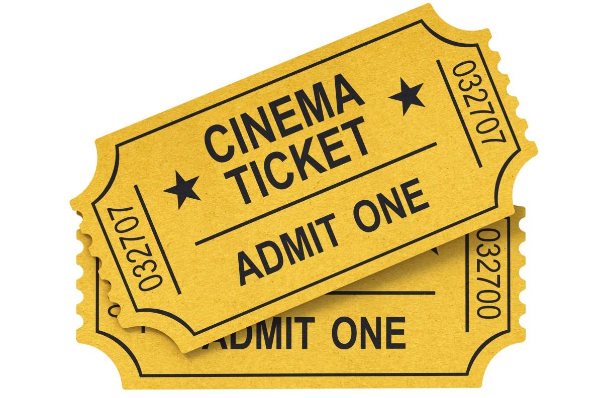 Movie Tickets, Fatos Desconhecidos