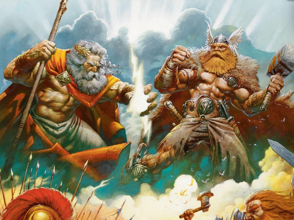 A que mitologia esse deus pertence? [Quiz]