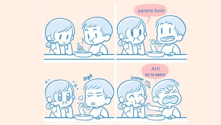 12 ilustrações que representam tão bem o que é estar apaixonado que você também vai se sentir assim