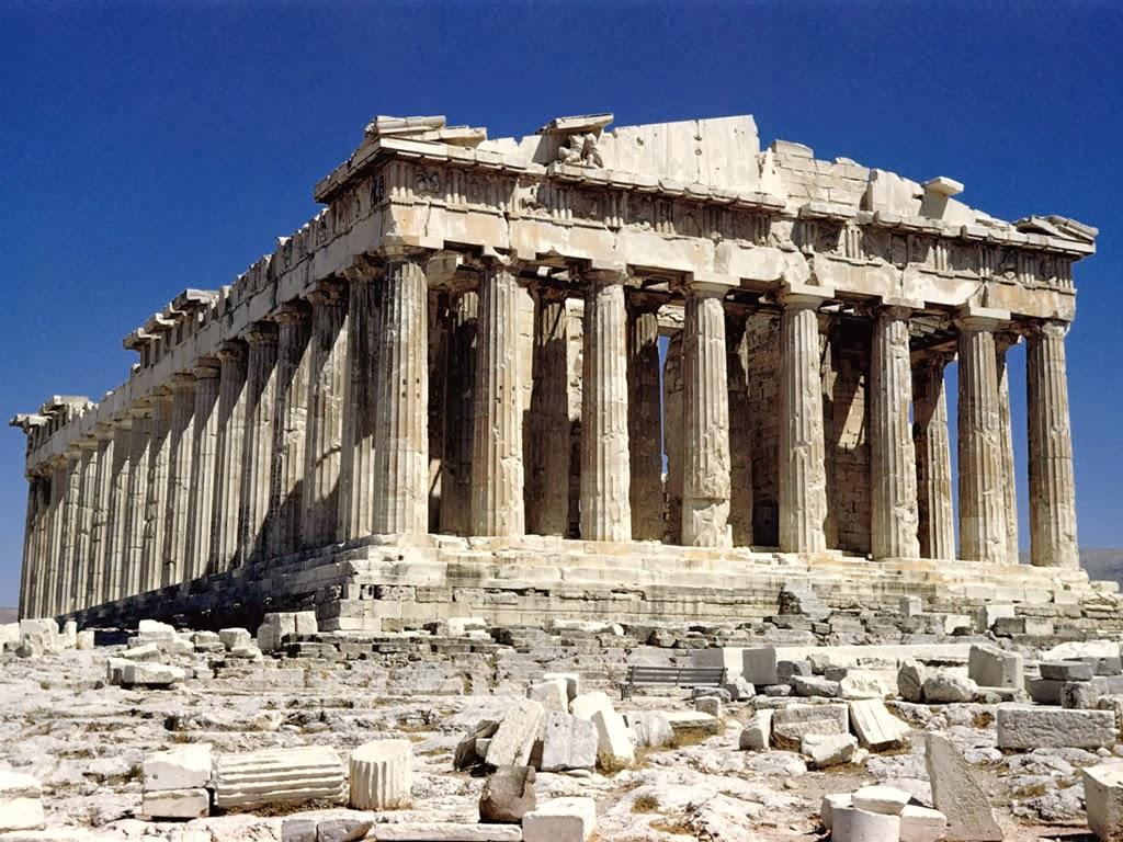 Partenon Atenas Grecia 1, Fatos Desconhecidos