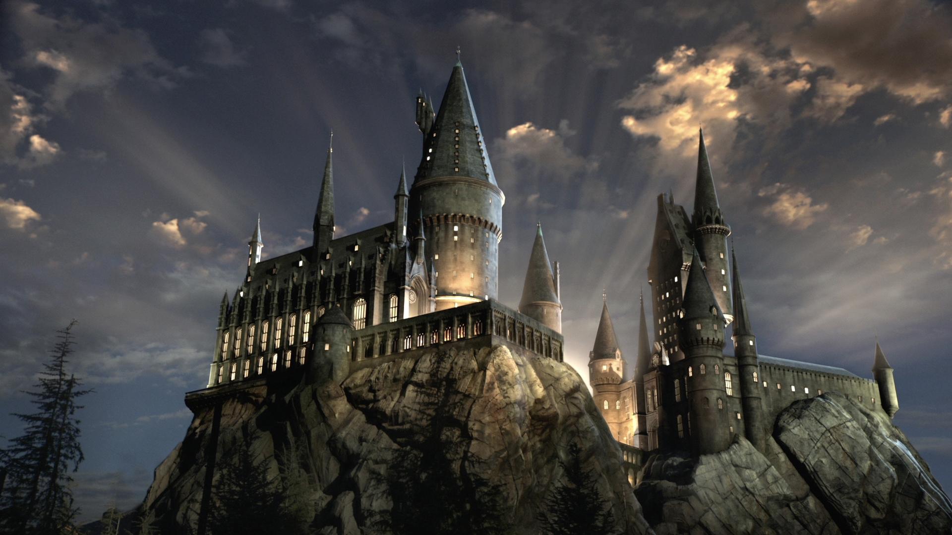 J.K. Rowling libera tour em Hogwarts e está incrível