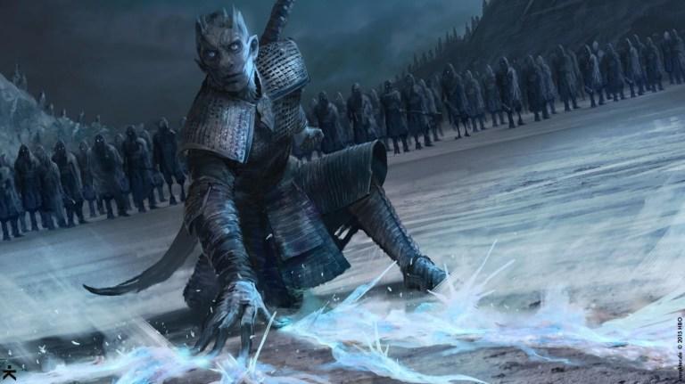 Por que o Rei da Noite de Game of Thrones parece tão familiar?