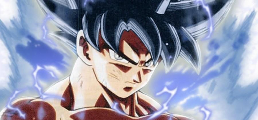 Muito Imagem mostra como Goku ficaria como um Deus da Destruição em  RT66