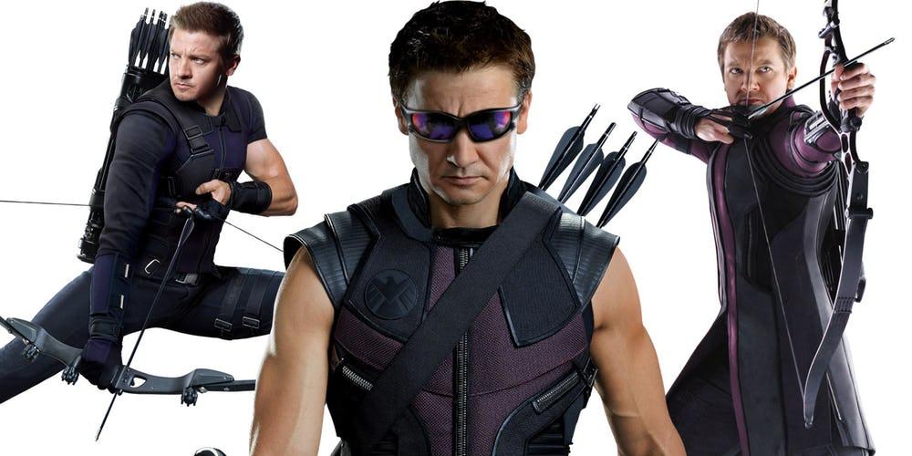 Hawkeye MCU Costumes 1, Fatos Desconhecidos