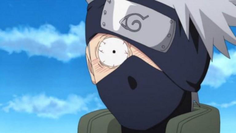 Criador de Naruto revela o segredo por trás da máscara de Kakashi