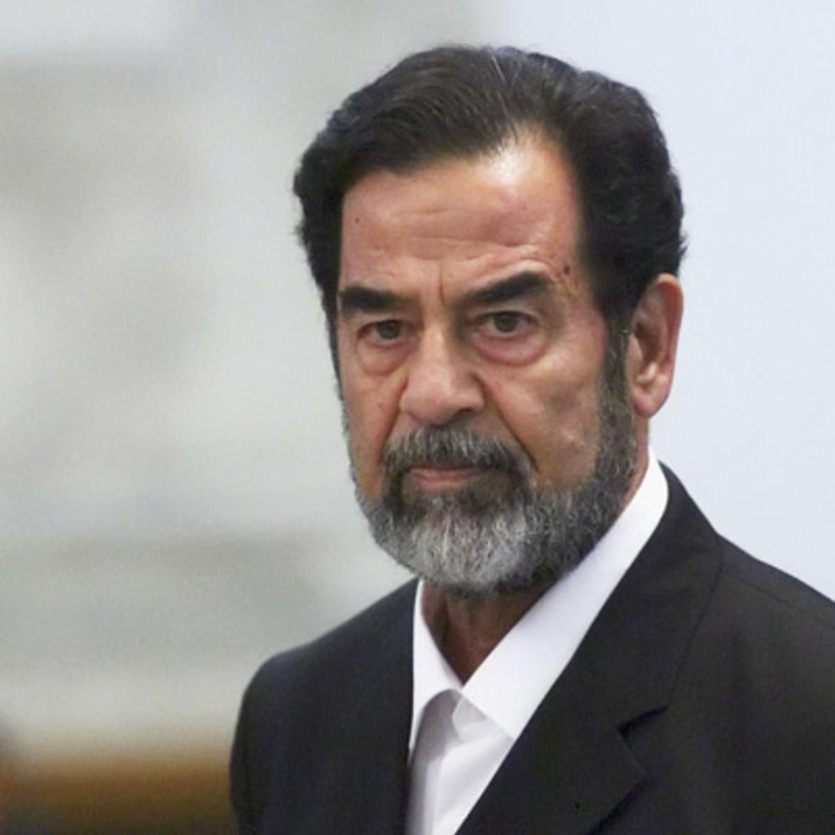 Saddam Hussein 9347918 1 402, Fatos Desconhecidos