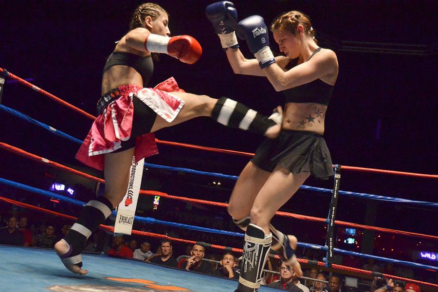 Muay Thai Boxing Women Header, Fatos Desconhecidos
