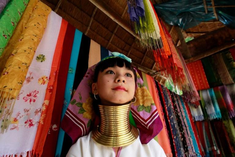 7 padrões de beleza incríveis de povos e tribos ao redor do mundo
