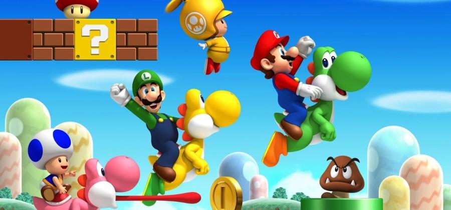 7 coisas que você nunca soube sobre os personagens de Mario 4ea744b58bd