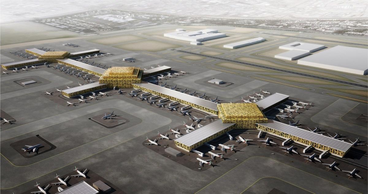 Dubai Airports Exterior, Fatos Desconhecidos