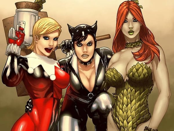 Why Gotham City Sirens Will Be A Million Times Better Than Suicide Squad 600x450, Fatos Desconhecidos