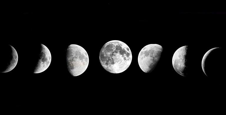 É assim que podemos nos beneficiar em cada fase da lua