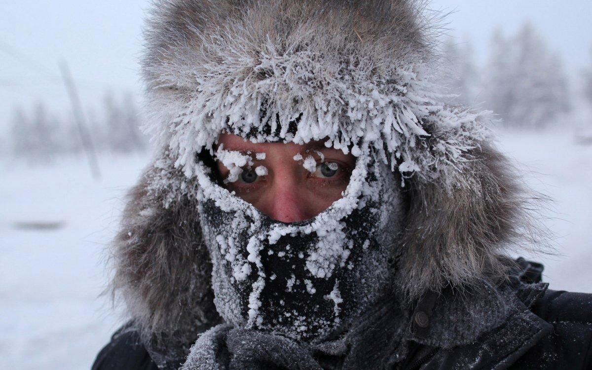 14 imagens fantásticas que mostram a aldeia mais fria do mundo (-62° C)