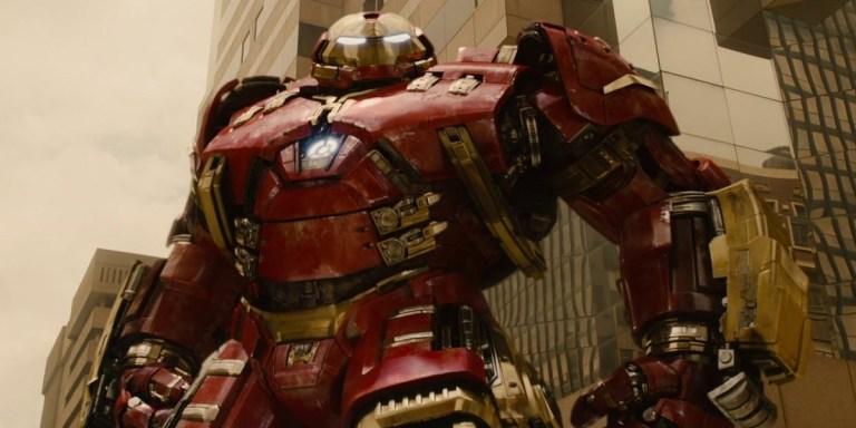 Vingadores: Guerra Infinita – Imagem revela novo visual da Hulkbuster