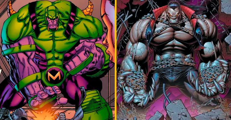 7 cópias do Hulk que, na verdade, são mais fortes que ele