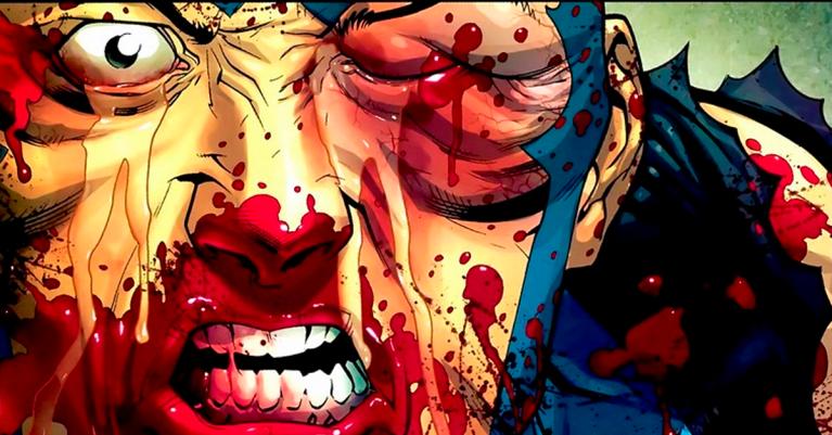 5 mortes mais sanguinárias e brutais das histórias em quadrinhos